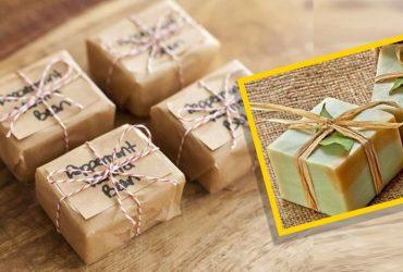 Konya sabun paketleme